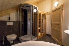 Badezimmer Dampfdusche Sauna Urlaub