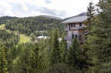 Aussenansicht Sommer Chalet Alpenpark