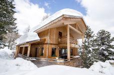 Außenansicht Chalet Winter Turrach