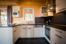 Chalet Essbereich Küche Turrach