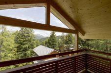 Aussicht Sommer Chalet Turrach
