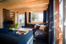 Chalet Wohnbereich Couch Turrach