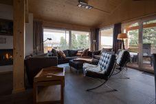 Chalet Wohnbereich Sofa Turrach