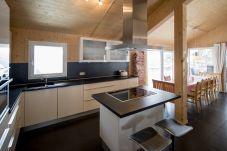 Küche Ferienhaus Selbstversorger Chalet