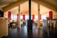 Chalet Wohn-Essbereich Wohnzimmer Turrach