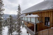 Außenansicht Winter Chalet Turrach