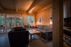 Chalet Wohnbereich Wohnzimmer Turrach