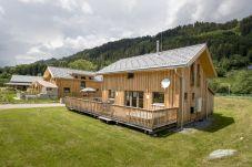 Chalet Murau Sommer Terrasse