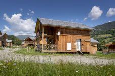 Ferienhaus Sommer Terrasse