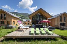 Ferienhaus Sommer Terrasse Liegen