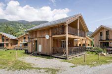 Ferienhaus Sommer Terrasse Kreischberg
