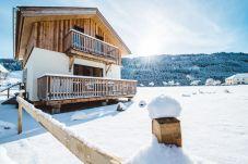 Chalet Winter Sonnenschein Schnee