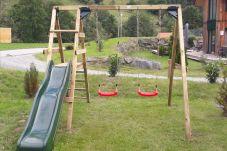 Garten Spielplatz Kinder Spaß