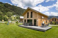 Chalet Sonnblick Murau Sommer Terrasse