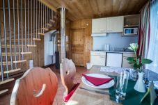 Wohnbereich Küche Kamin Familie