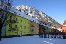 Außenanlage Winter Appartements
