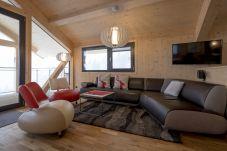 Wohnzimmer Ausblick Couch Bequem