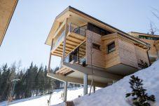 Winter Skifahren Chalet Luxus