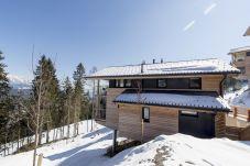 Winter Skifahren Urlaub Genießen