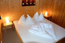Ferienhaus Steiermark Schlafzimmer Doppelbett