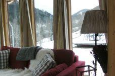 Aussicht Winter Couch Gemütlich
