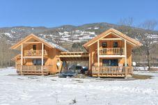 Kreischberg Chalet Winter Skigebiet