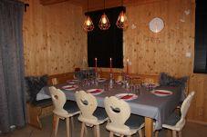 Essbereich Eckbank Dinner Chalet