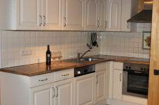 Chalet Küchenzeile gemütlicher Landhausstil