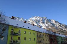 Außenansicht Appartements Schnee Winter