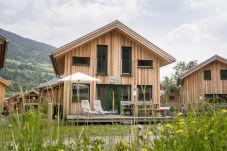 Chalet AusZeit Sommer Terrasse