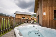 Jacuzzi Relax Sommer Terrasse