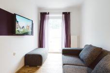 Wohnbereich Couch TV