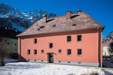 Clubhaus Aussenansicht Winter