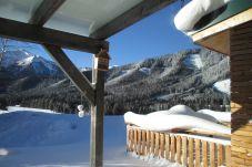 Ferienhaus Obersteiermark Blick auf Berge
