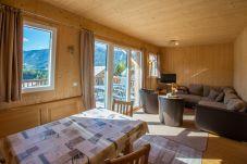 Chalet Hohentauern Steiermark Wohnzimmer