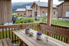 Ferienhaus Sommer Terrasse Natur genießen