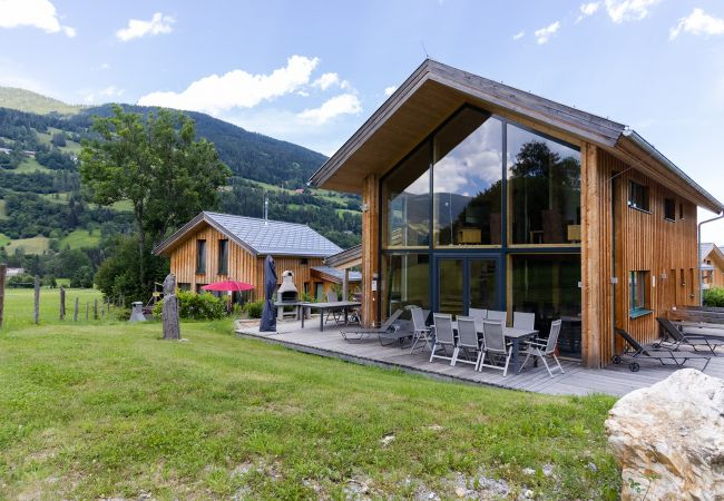 freistehendes Haus in St. Georgen am Kreischberg - Chalet Panorama Superior für 10 Personen