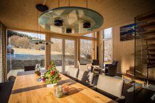 Esstisch Holztisch Panorama Sonnenschein
