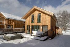 Sonnenschein Skitag Winterlandschaft Kreischberg