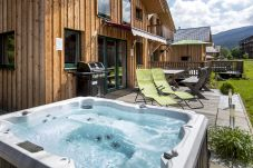 Jacuzzi entspannen relaxen Sommertage