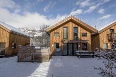 Skigebiet Wintersport Schneelandschaft