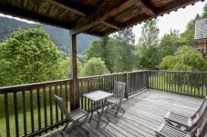 Chalet Schmetterling Paal Sommer