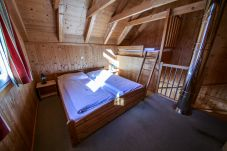 Doppelbett Schlafzimmer Obergeschoss Gemütlich