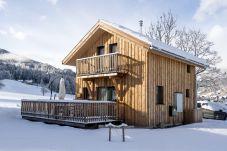 Chalet Kreischberg Skigebiet Winter