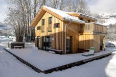 Winterlandschaft Schnee Skigebiet Kreischberg