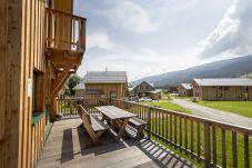 Terrasse Ferienhaus Natur Sommer