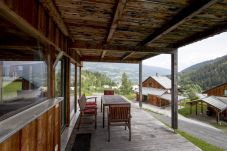 Chalet Paal Sommer Terrasse