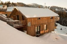 Klipptiztörl Chalet Winter Sport