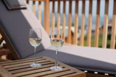 Chalet Terrasse Sommer Genuß