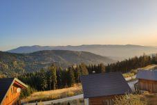 Ruhe Bergblick Entspannung in Kärnten